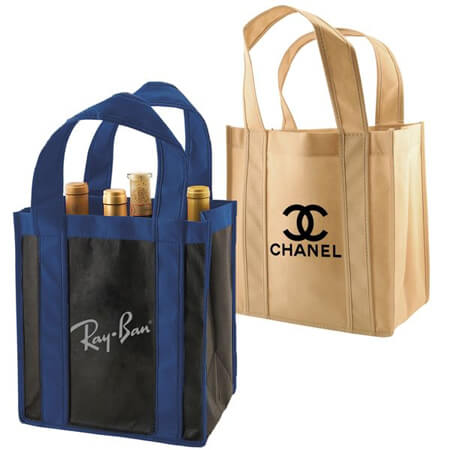 Custom eco-friendly non-woven bags 4