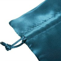 Drawstring satin silk pouch gift bag 3
