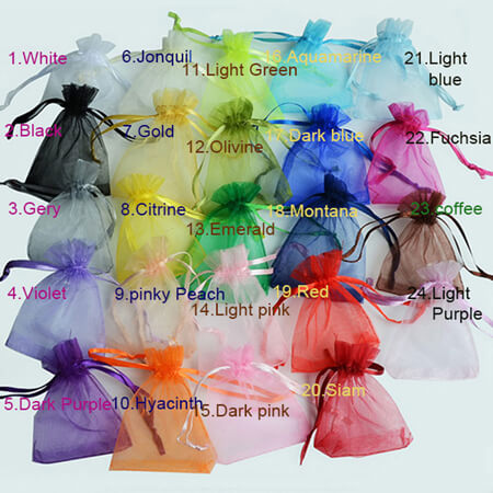 organza pouch gift bags 24 color 2