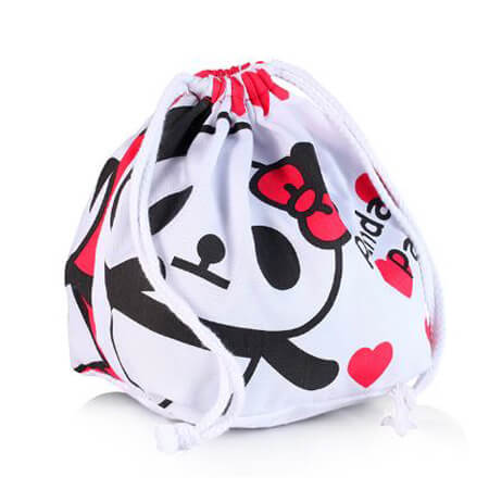 Cotton toy bags with cotton drawstring 1