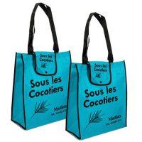 Custom non woven souvenir bag 1