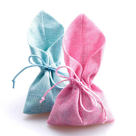 New design linen drawstring bags 1