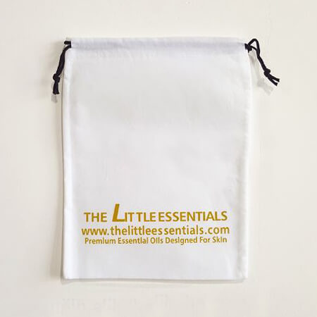 Promotional custom velvet drawstring pouch 2