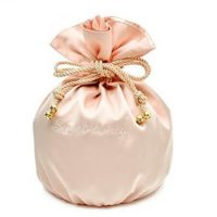 Silk pouch for jewelry and hair packing 1