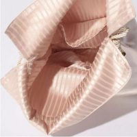 Silk pouch for jewelry and hair packing 2
