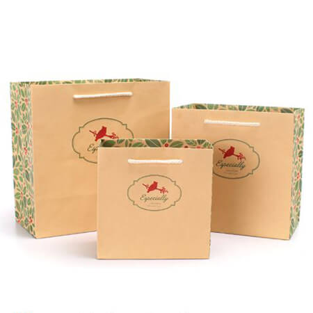 Craft paper garment bags 3