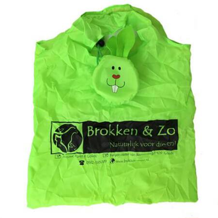 Cute animal foldable shopping bag 2