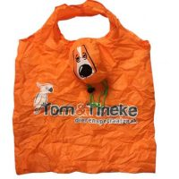 Cute animal foldable shopping bag 3