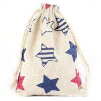 Fashion gift jute bags 1