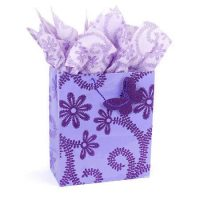 Gift bag with tissue paper 1