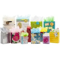 Gift bag with tissue paper 4