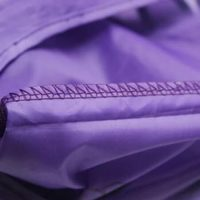 Grape shape foldable polyester drawstring bag 4