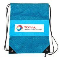 Lightweight polyester cinch gym bag 2