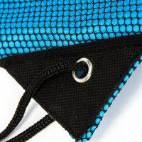Lightweight polyester cinch gym bag 3