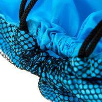 Lightweight polyester cinch gym bag 4