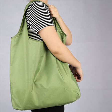 Reusable nylon polyester bag for grocery 4