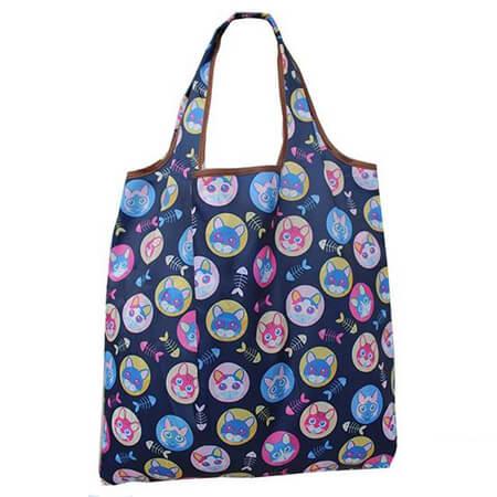Shoulder printing eco bag for shopping 3