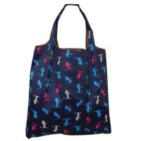 Shoulder printing eco bag for shopping 4