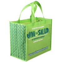 Custom non woven bags by Northgate market 1