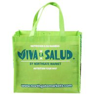 Custom non woven bags by northgate market 2