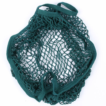 Drawstring cotton mesh bag for vegetable 3