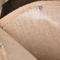 Flowers bag natural burlap bags 3