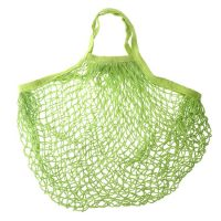 Natural cotton shopping net tote bag 4