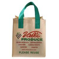 Reusable printed non woven bags 1
