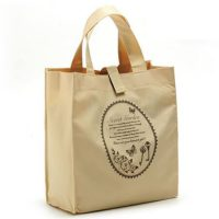Canvas tote bag with gusset customize 5