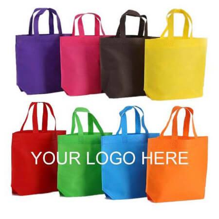 Colorful non woven shopping bag 3