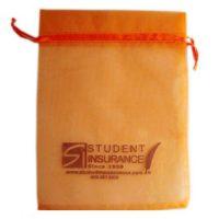 Custom organza bags with logo 2