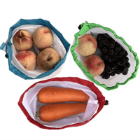 Eco Friendly bags for fruit, vegetable, toys 3
