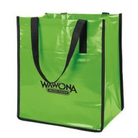 Glossy laminated non woven bag 1