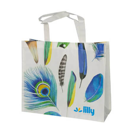 High quality laminated PP non woven bag 3
