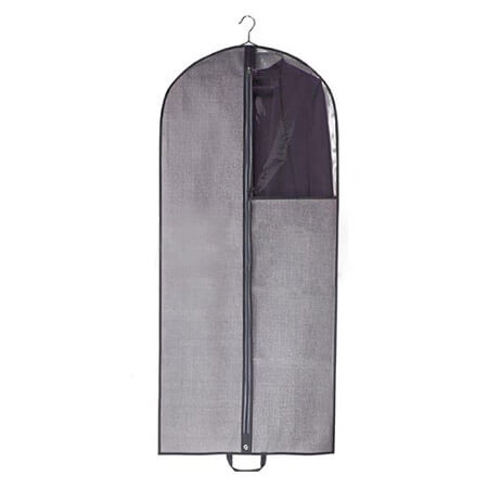 Lightweight garment bag with PVC window 2