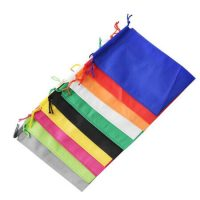 Non woven drawstring bags for shoes 3