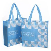 Promotional non woven shopping bag 1