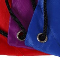 Promotional polyester drawstring bag 3