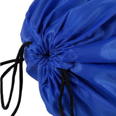 Promotional polyester drawstring bag 4