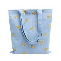 Canvas shopping bag without gusset 2