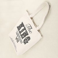 Canvas tote bag with inside pocket 3