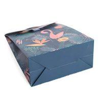 Custom paper gift bag with logo 4