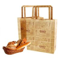 Food grade kraft paper bag for bread 2