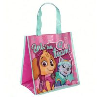 Cartoon PP woven tote bag for kids 1