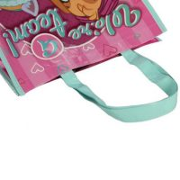 Cartoon PP woven tote bag for kids 3