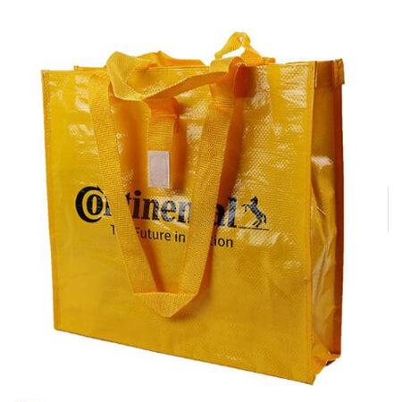 Customized logo pp woven bag 1