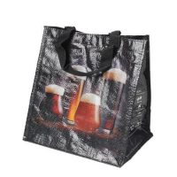 Heavy duty pp woven shopping bag 1