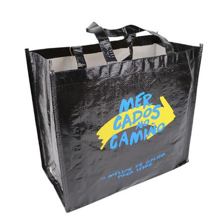 Heavy duty pp woven shopping bag 2