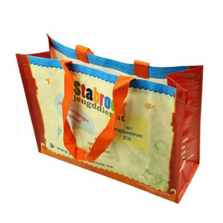 High quality PP woven shopping bag 2