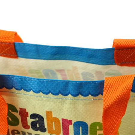 High quality PP woven shopping bag 4